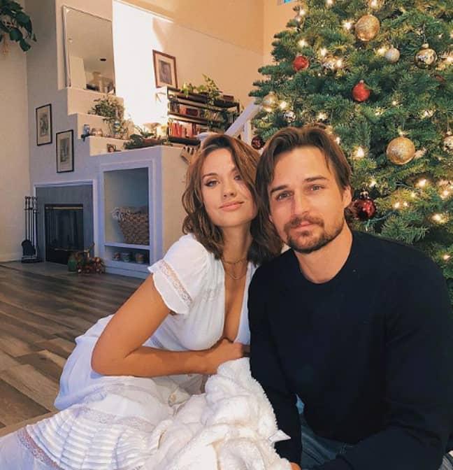 Jon is dating America's Next Top Model star Laura James (Credit: Instagram/Laura Ellen James)