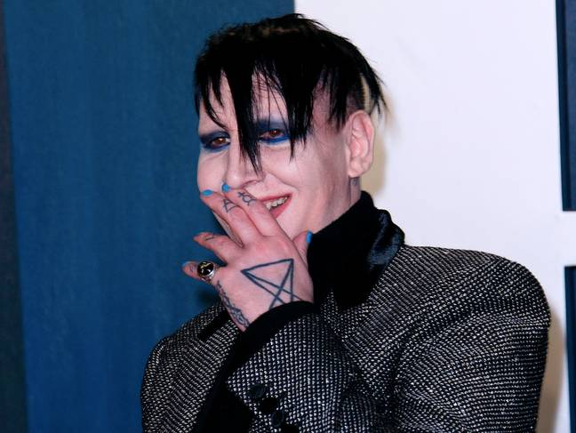 Manson has previously denied allegations (Credit: PA Images)