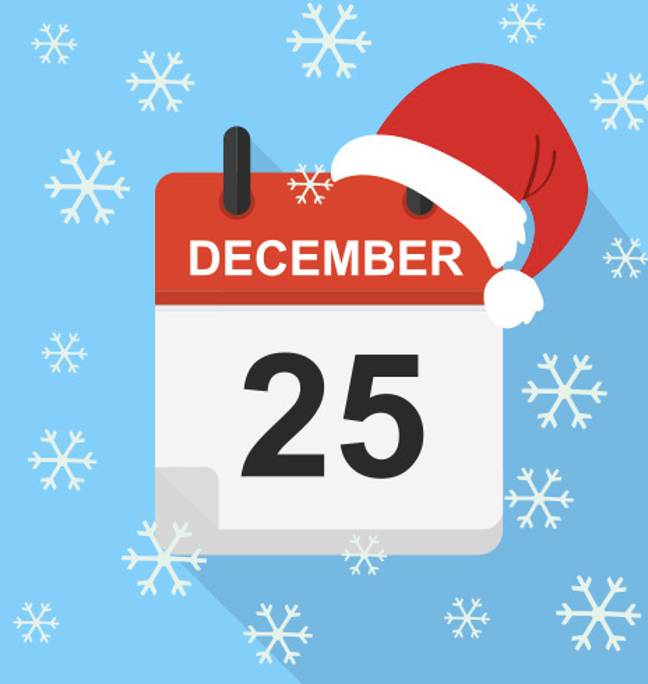 Apparently the world will end just before Christmas (Credit: Shutterstock)