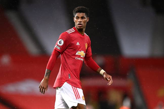 Footballer and campaigner Marcus Rashford was awarded the Pride of Britain Award for calling attention to the free school meals crisis (Credit: PA)