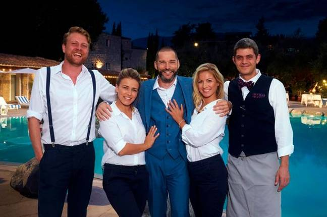 The show could follow First Dates in its success (Credit: Channel 4)