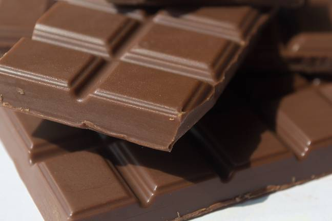 Chocolate contains the chemical theobromine which is dangerous for dogs (Credit: Shutterstock)