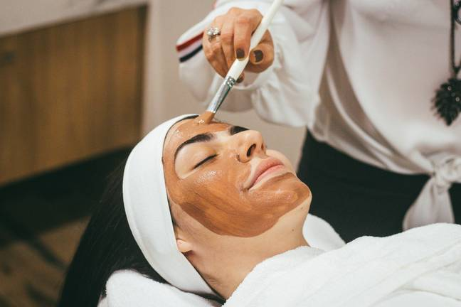 Anything classed as a facial treatment is still prohibited under government guidelines (Credit: Unsplash)