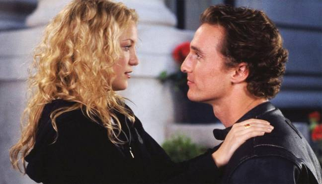 Kate Hudson doesn't have much hope Ben and Andie would last (Credit: Paramount)