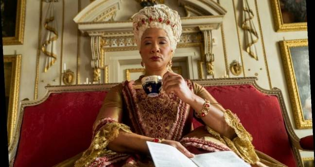 Queen Charlotte is getting her very own spin-off series (Credit: Netflix)