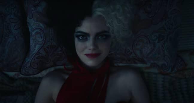 Emma Stone stars as Cruella (Credit: Disney)