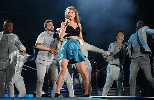 Taylor Swift was expected to perform