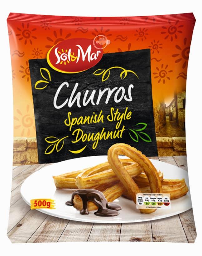 Get those Churros back in our lives (Credit: Lidl)