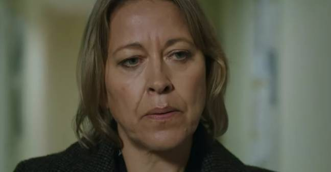 The drama promises to be a dark and gut-wrenching watch (Credit: ITV)