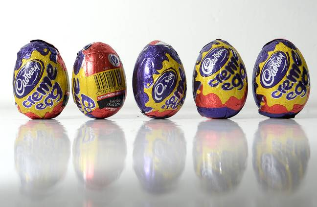 Creme Eggs are celebrating 50 years (Credit: PA Images)