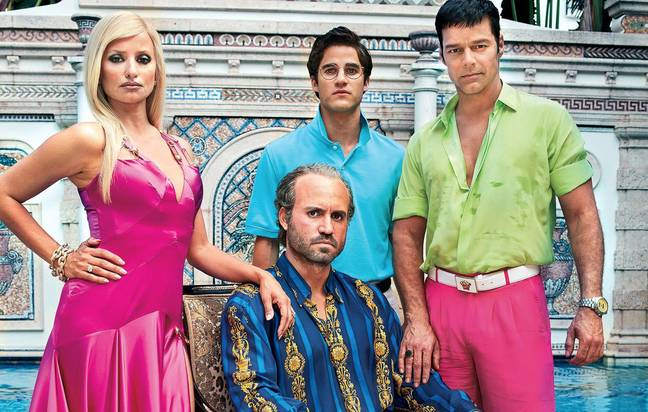 If you were a fan of The Assassination of Gianni Versace: American Crime Story you'll love House of Gucci (Credit: FX)