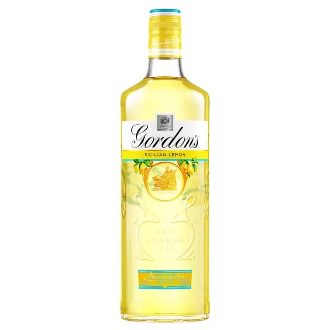 The Sicilian Lemon flavour sounds the ultimate summertime tipple (Credit: Gordon's)