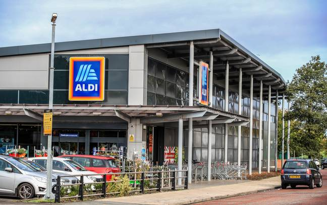 Aldi's Valentine's collection is out on Sunday (Credit: PA)