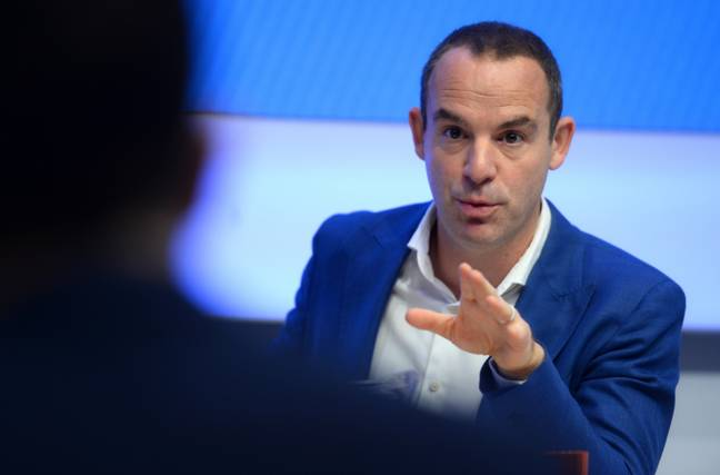 Martin Lewis has shared his wisdom (Credit: PA)