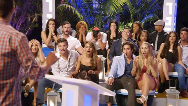 Things can get tense in Are You The One? (Credit: MTV)