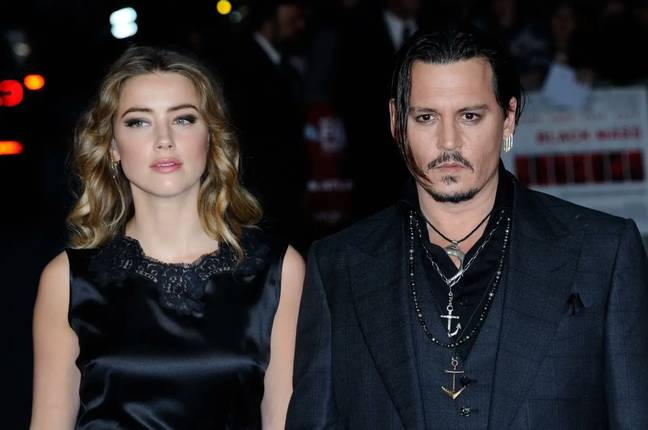 Amber split from ex-husband Johnny Depp in 2017 (Credit: PA)