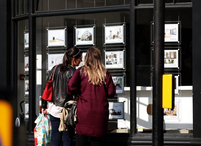 Selling now could help people take advantage of the stamp duty holiday extension (Credit: PA)