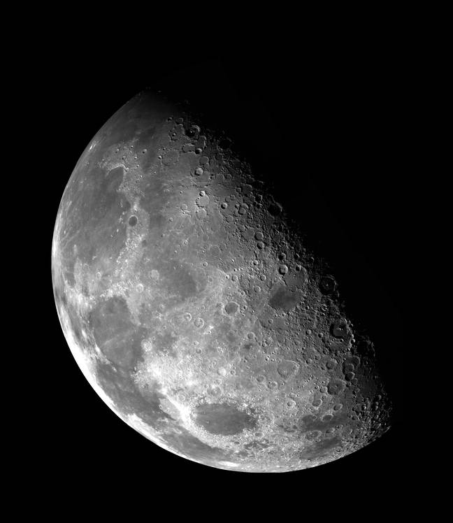 The jigsaw uses the clearest image NASA have ever taken of the moon (Credit: Unsplash)