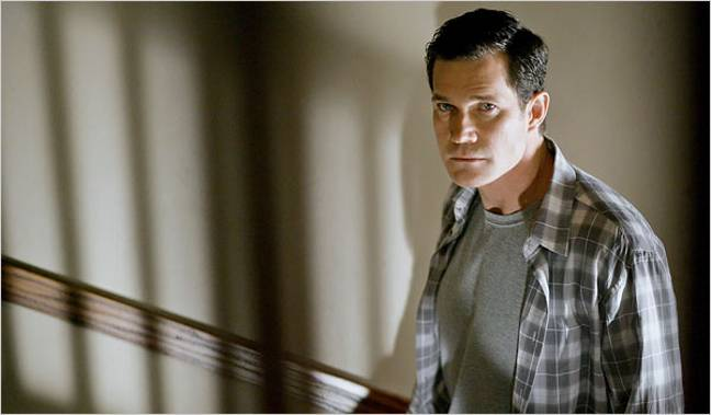 Dylan Walsh plays stepfather David (Credit: Screen Gems)