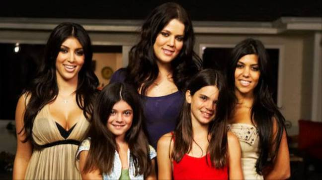 Rewatch your favourite moments from the early seasons of Keeping Up With The Kardashians (Credit: Keeping Up With The Kardashians/E!)