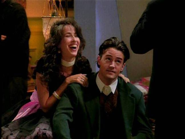 Chandler Bing was voted our favourite 'Friend' (Credit: NBC)