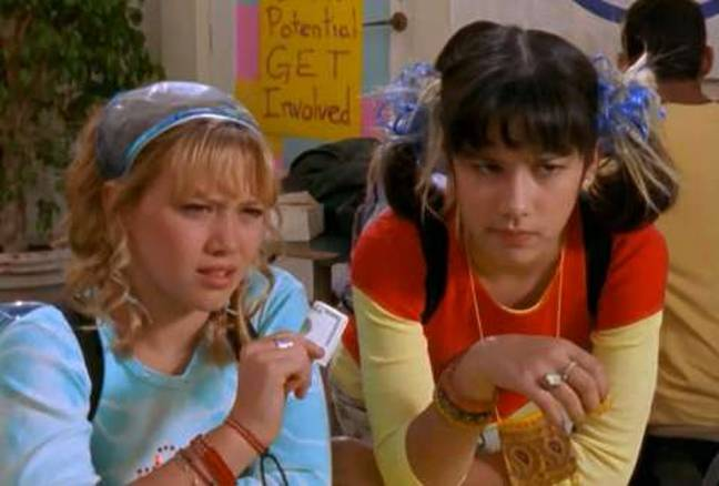 Every episode of 'Lizzie McGuire' will be available of the service (Credit: Disney)