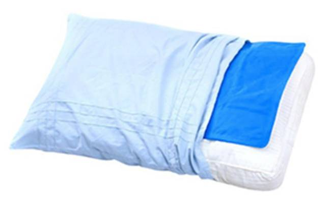Simply slip the mat under your pillow (Credit: Home Bargains)