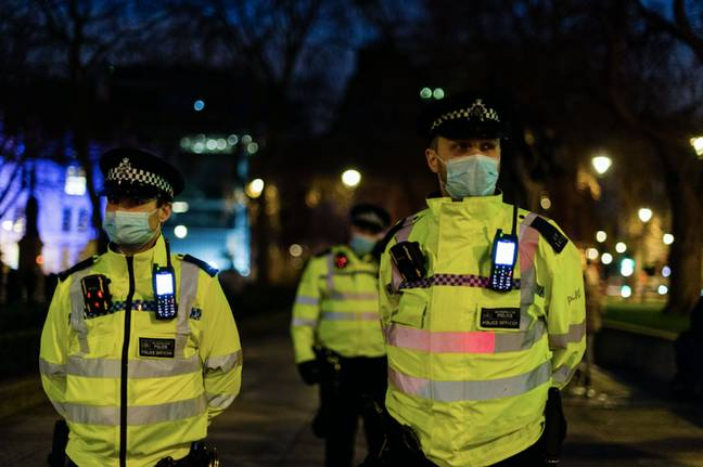 The Met have been fiercely criticised for their response to Saturday's vigil (Credit: Shutterstock)