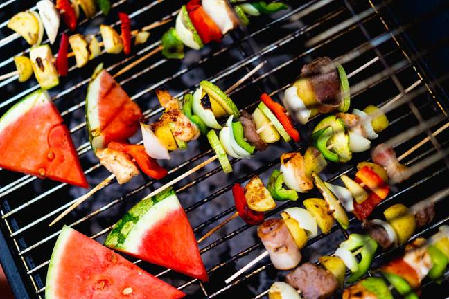 Barbecues at the ready! (Credit: Unsplash)