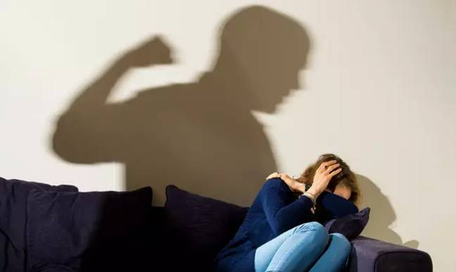 Domestic abuse cases are soaring in lockdown (Credit: PA)