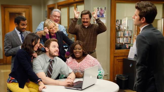 Parks and Recs is a huge fan favourite (Credit: NBC)