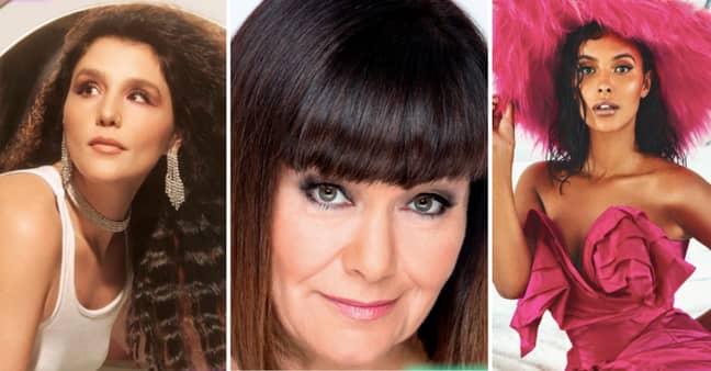 New celeb judges include Jessie Ware, Dawn French and Maya Jama (Credit: Drag Race UK/ Instagram)