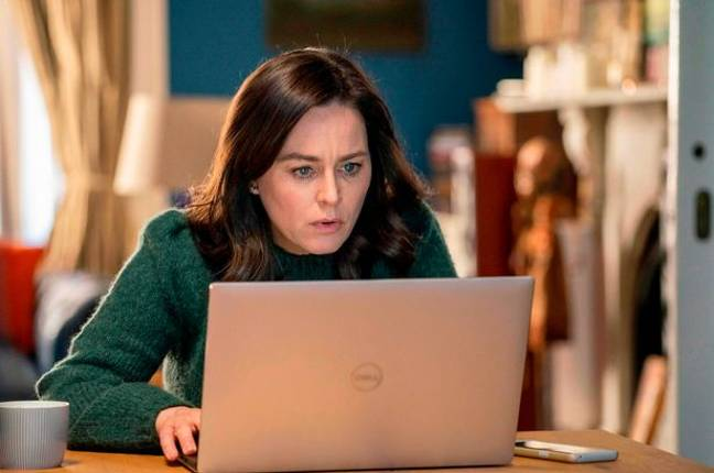 Jill Halfpenny would love to do a second series (Credit: Channel 5)