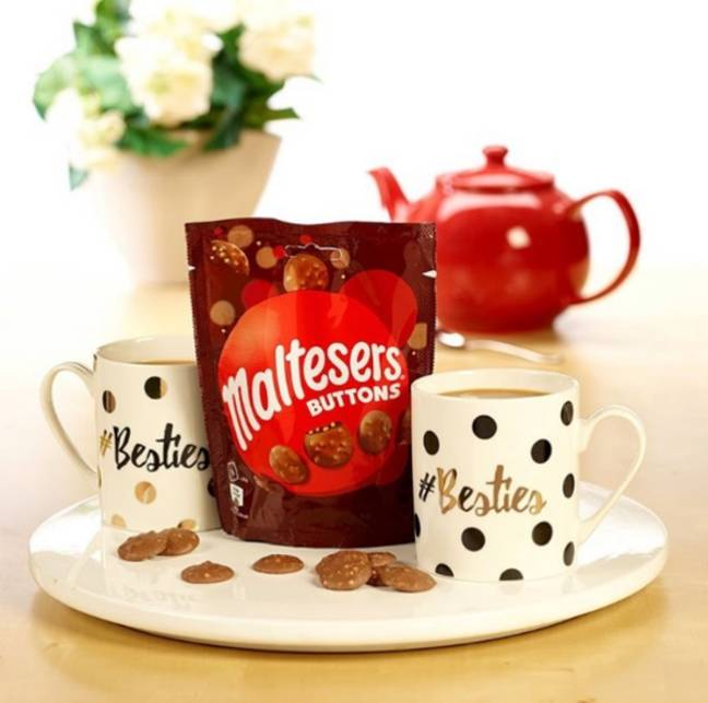 Classic chocolate Maltesers launched last year (Credit: Maltesers)
