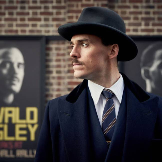 Sam Claflin revealed the Series 6 scripts are 'juicy' (Credit: BBC)