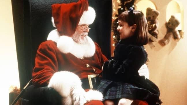Mara Wilson stars as Susan in this heartwarming Christmas tale (Credit: 20th Century Fox)