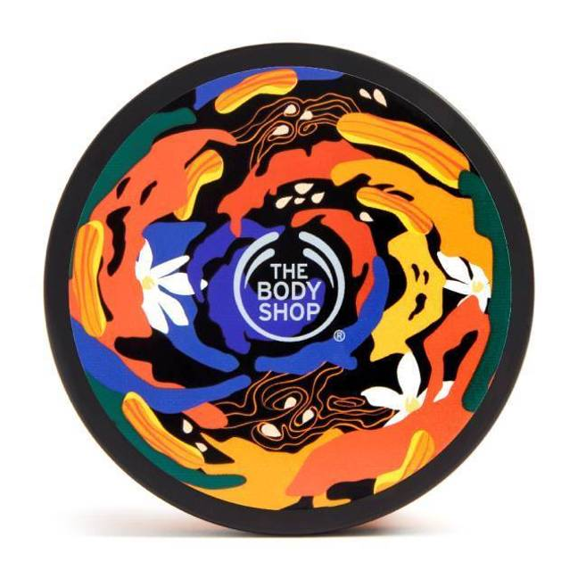 Treat your skin to the Vanilla Pumpkin Body Butter (Credit: The Body Shop)