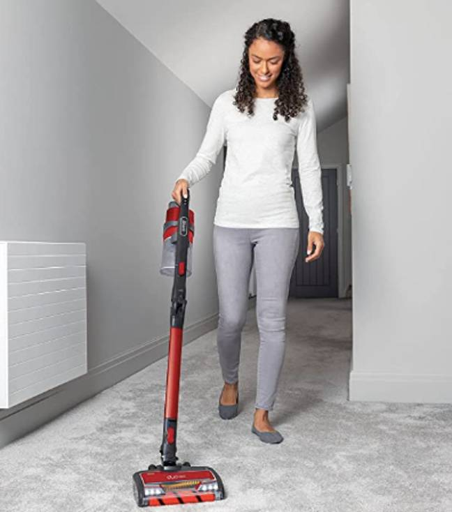 The hoover currently has £200 off (Credit: Amazon)