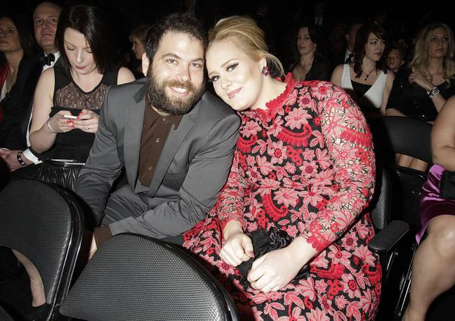 Adele recently split from her husband of seven years (Credit: PA)