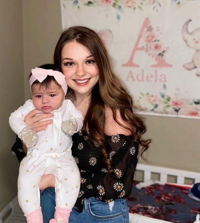 Breanna and Adela (Credit: SWNS)