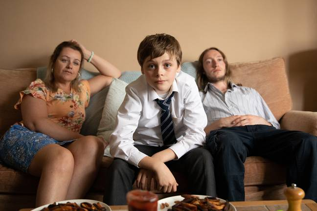 'Responsible Child' is BBC's new drama airing next Monday (Credit: BBC)