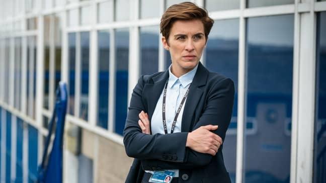 Sunday's episode delivered the ultimate cliffhanger for Kate (Credit: BBC)