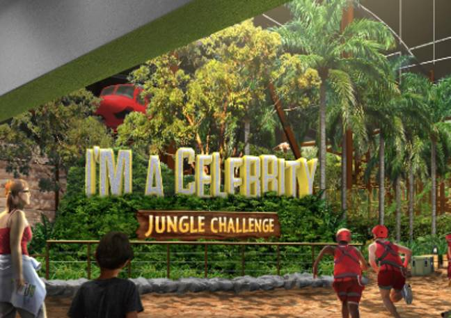 There's an I'm A Celebrity theme park opening this summer in the UK (Credit: ITV/I'm A Celebrity Jungle Challenge)