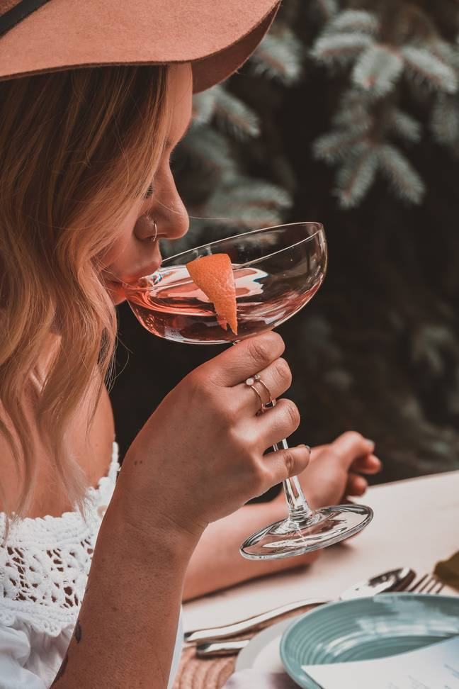 We're looking forward to sipping on the pink fizz come January (Credit: Unsplash)