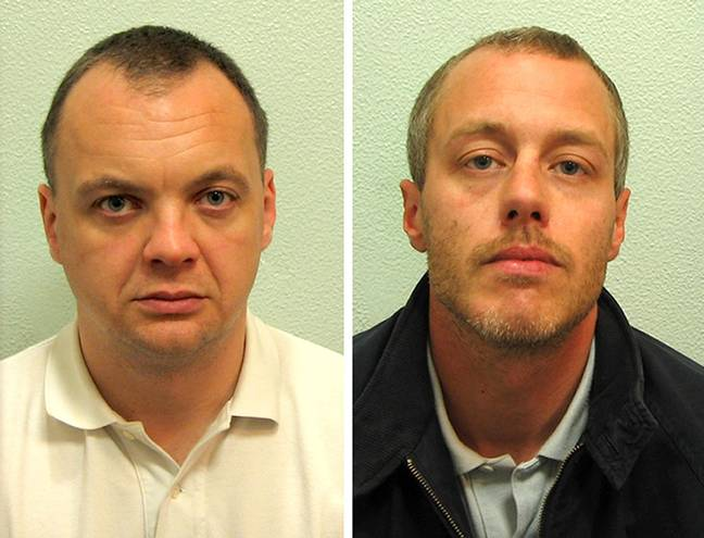 Gary Dobson and David Norris were found guilty in 2012 (Credit: PA Images)