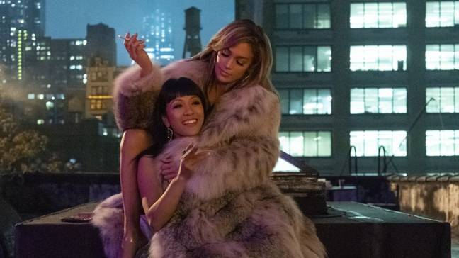 J.Lo is being praised for her acting in Hustlers Credit: STX Entertainment