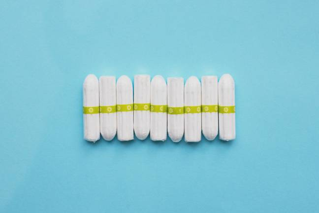 In November last year, Scotland became the first country to make period products free for all (Credit: Unsplash)