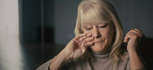 Christine Flack spoke openly about mental health and grief (Credit: Channel 4)