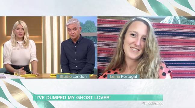 (Credit: ITV / This Morning)