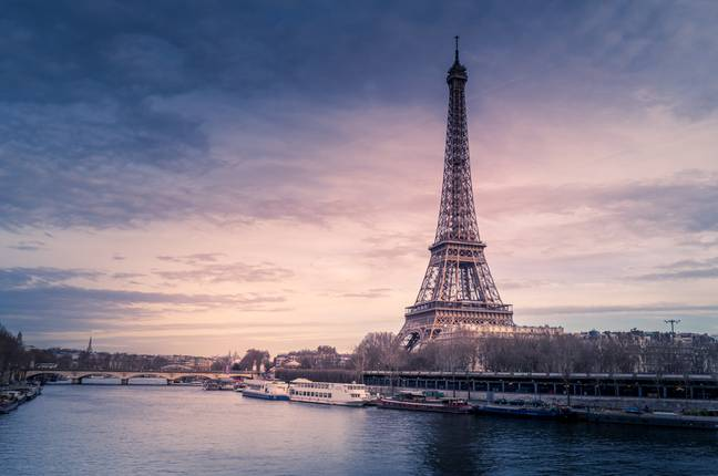 Tourists spent 402 hours writing bad reviews about the Eiffel Tower (Credit: Unsplash)